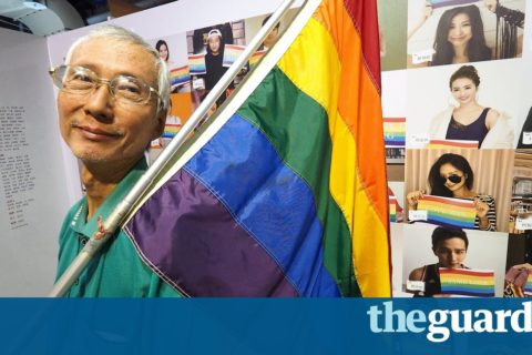 Taiwan's same-sex marriage ruling could cement its place as Asia's liberal beacon