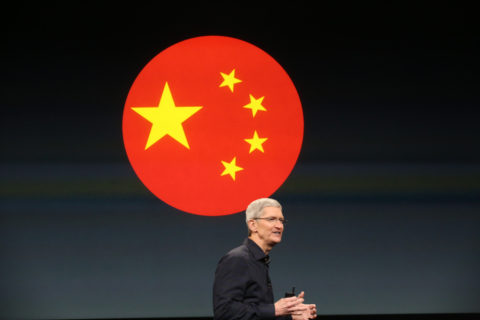 Apple removes VPN apps from the App Store in China